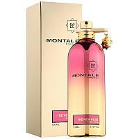 Парфюмированная вода тестер унисекс Montale The New Rose ( Монталь Нью Роз)