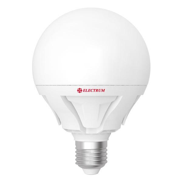0237-A-LG LED лампа ELM D95 15W E27 4000K шар