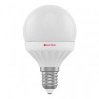 0436-A-LB LED лампа ELM D45 7W PA LB-12 Е14 4000K шар