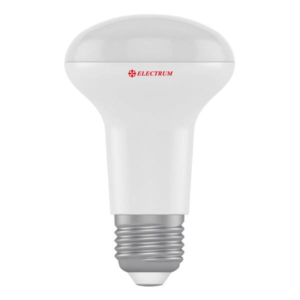0614-A-LR LED лампа ELM R63 8W Е27 4000K