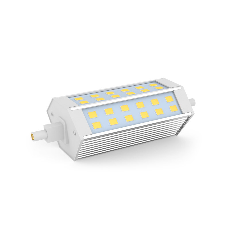 0647-A-LL LED лампа ELM 10W R7S 4000K