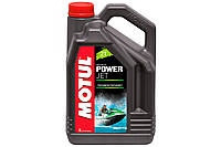 Motul Powerjet 2T - масло для 2-х тактных двигателей - 4 литра