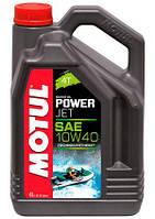 Motul Powerjet 4T 10w-40 - масло для 4-х тактных двигателей - 4 литра