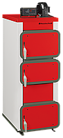 Котел тведотопливный RED PLUS 30 кВт, фото 1