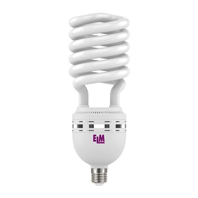 17-0130 Лампа энергосберегающая ELM 65W E27 4000K H-SPIRAL