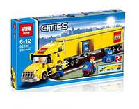 Конструктор Lepin серия Cities 02036 Грузовик (аналог Lego City 3221)