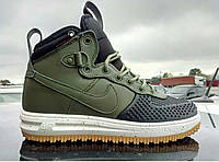 Nike Lunar Force 1 Duckboot Army Green