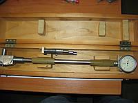 Нутромер индикаторный НИ 160 (100-160 мм) - 0,002 мм Калибр СССР