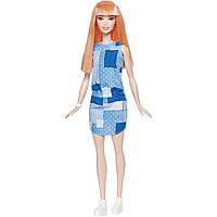 "Кукла Барби ""Модница"" 2017 /Barbie Fashionista 60 Patchwork Denim – Original"