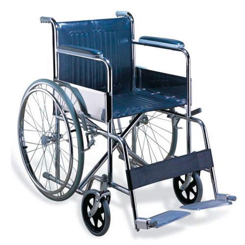 Инвалидная коляска из стали Норма-Трейд KY809-46