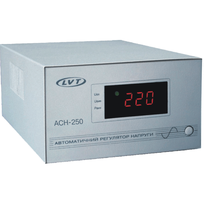 LVT АСН 250 - стабилизатор для газового котла