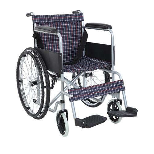 Инвалидная коляска металлическаяHeaco Golfi-2 Eko New