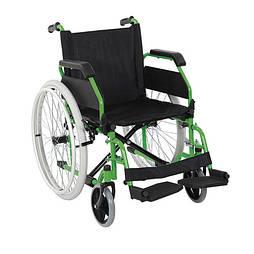 Инвалидная коляска металлическаяHeaco Golfi-7