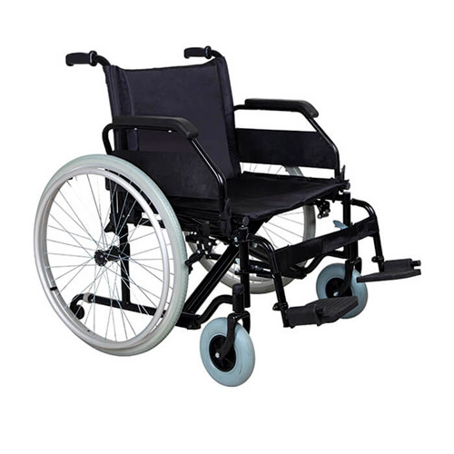Инвалидная коляска металлическаяHeaco Golfi-14