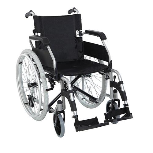 Инвалидная коляска металлическаяHeaco Golfi-20