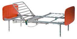 Кровать медицинская с механическим приводом Invacare Sonata 2х-секционная