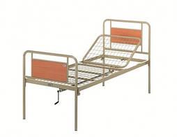 Кровать медицинская 2х-секционная с механическим приводом  OSD-93V