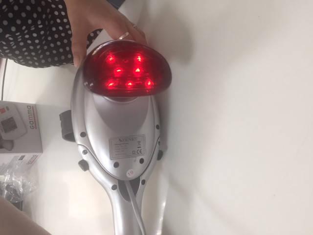 Новый ассортимент массажеров TM ZENET