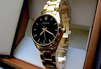 Женские наручные кварцевые часы в стиле Rolex (Ролекс)