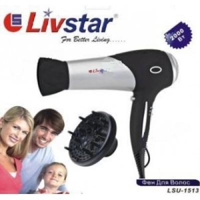 Фен для волосся Livstar LSU-1513