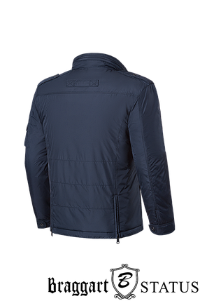 Качественная мужская осенняя куртка Braggart Германия (р. 46-56) арт. 09838R, фото 2