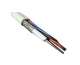 RG-690CU  жила 1,12 Cu, оплетка фольга Аl+96*0,16 Аl+Cu 90%, 305M/Roll