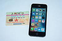 Apple iPhone 5 16GB Black Unlock
