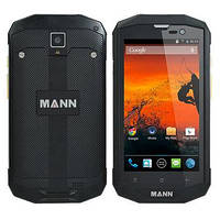 MANN ZUG 5S + black-silver IP68