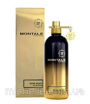 Парфюмированная вода Montale Rose Night ( Монталь Роз Найт унисекс) реплика