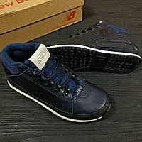 Кроссовки зимние мужские New Balance 754  14010 темно-синие