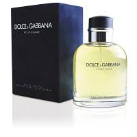 Туалетная вода Dolce&Gabbana pour homme (edt 125ml)