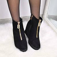 Ботинки женские зимние Vella 3636, ботинки женские