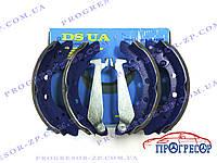Колодки тормозные задние (без ABS) Geely CK, CK1F / DS UA (Украина) / 3502145106