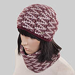 Комплект шапка шарф Atrics WK-585