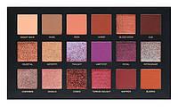 Набор теней Huda Beauty Desert Dusk Eyeshadow 18 цветов