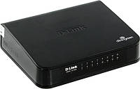 Коммутатор (свитч) D-Link DES-1016A, 16 портов, 10/100BaseTX Plastic