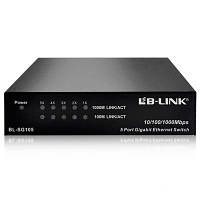 Коммутатор (свитч) LB-LINK BL-SG105, 5 портов, 10/100/1000, plastic