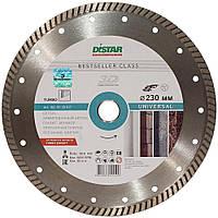Алмазный диск Distar Turbo Universal 3D, 125mm
