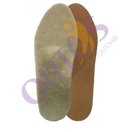 Стелька-супинатор классическая зимняя Lucky Step LS341