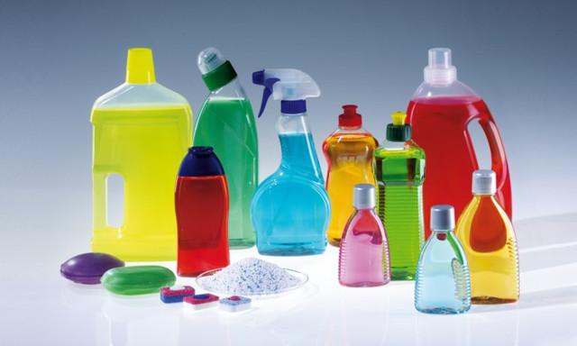 Моющие, чистящие, дезинфицирующие средства