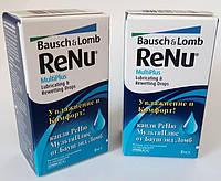 Увлажняющие капли для глаз ReNu MultiPlus L & R drops