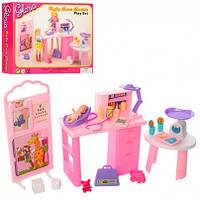 Мебель для кукол кабинет доктора