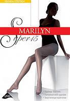 Колготки классические MARILYN SUPER 15 15 DEN Светло-серый 4