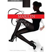 Колготки классические MARILYN COVER 100 100 DEN Темно-серый 1/2