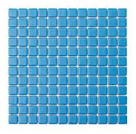 Мозаика стеклянная МК25102 sky blue