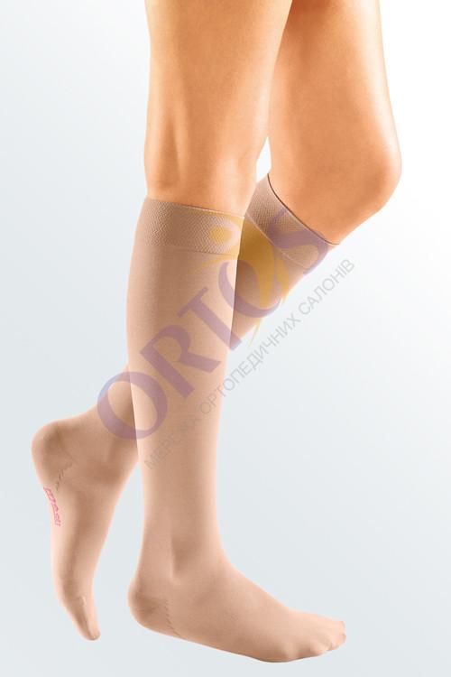 Гольфы компрессионные лечебные, с закрытым носком, I класс компр. Medi mediven ELEGANCE 185-IV-0