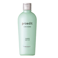 Lebel Proedit Soft Fit Shampoo - увлажняющий шампунь, 300 мл