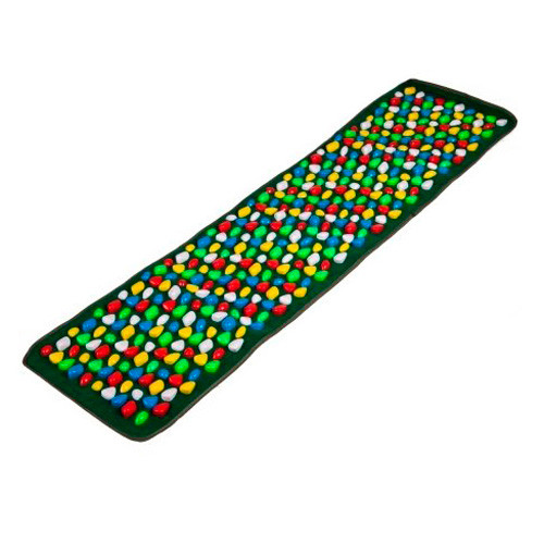 Массажный коврик с эффектом морской гальки  Ortek коврик