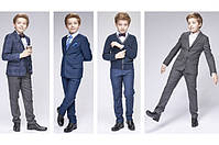 Школьная форма для мальчиков: костюмы, пиджаки, джемпера, обманки