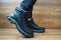 Подростковые зимние ботинки Columbia Черные 10414